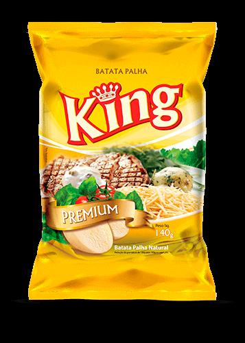 Batata Palha King