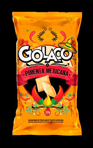 Salgadinho de Trigo Golaço Pimenta Mexicana