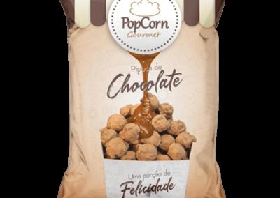 PopCorn Gourmet - Chocolate
